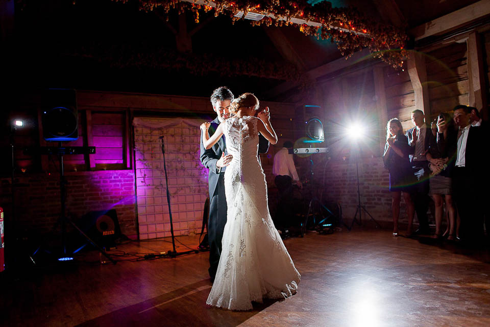 Wellington Barn Wedding by Miranda Stuart Photography